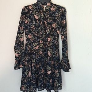 RE:NAMED DRESS BEAUTIFUL FLORAL  SIZE S